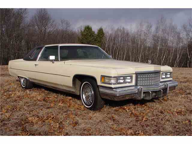 1976 Cadillac Coupe DeVille | 985848