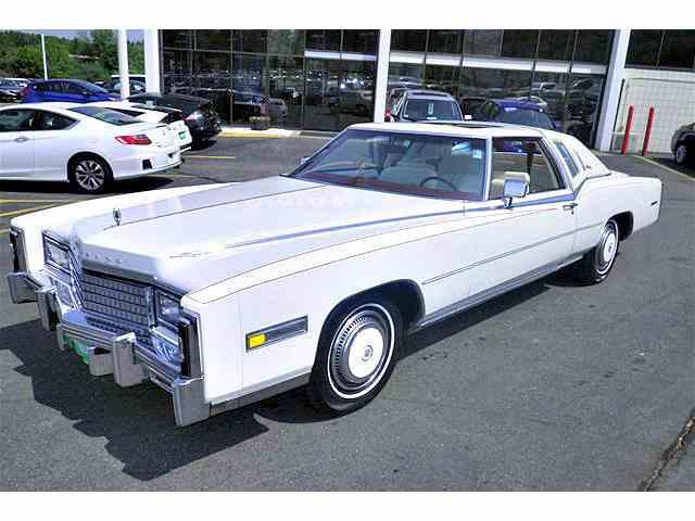 1978 Cadillac Eldorado Biarritz | 985851