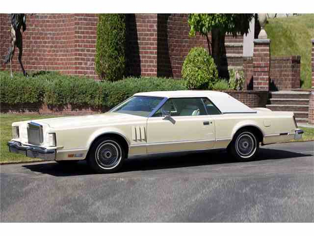 1979 Lincoln Continental Mark V | 985852