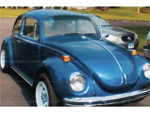 1972 Volkswagen Super Beetle | 985854