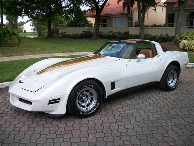 1981 Chevrolet Corvette | 985856