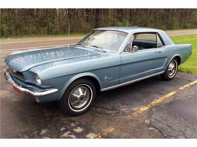1966 Ford Mustang | 985857