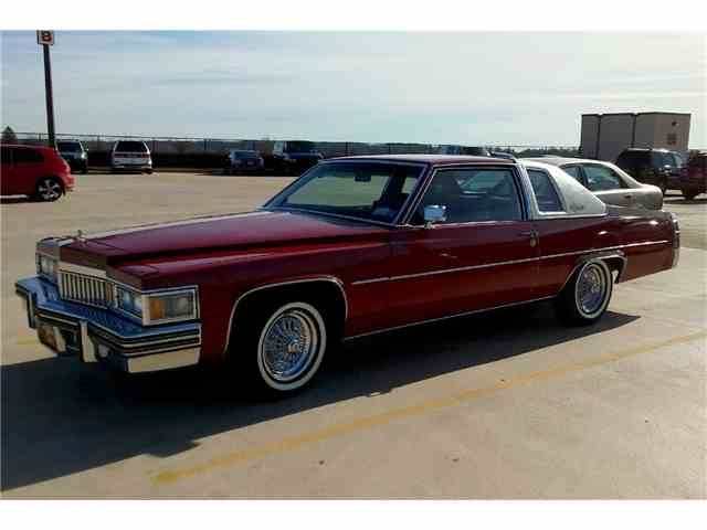 1978 Cadillac Coupe DeVille | 985862
