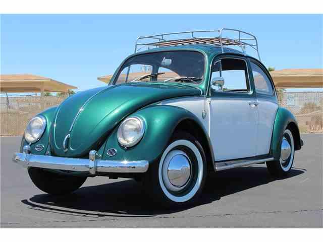 1966 Volkswagen Beetle | 985865