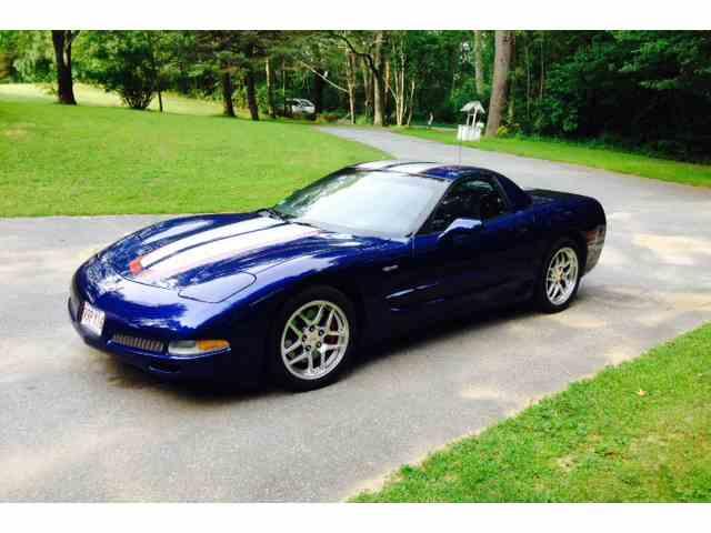 2004 Chevrolet Corvette | 985866
