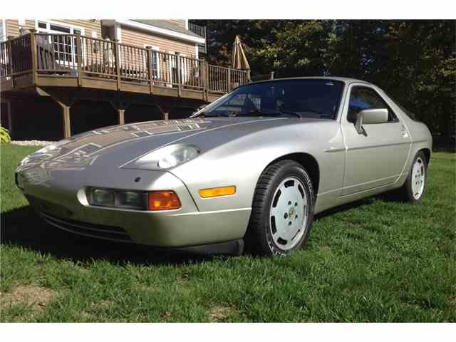 1989 Porsche 928   985869