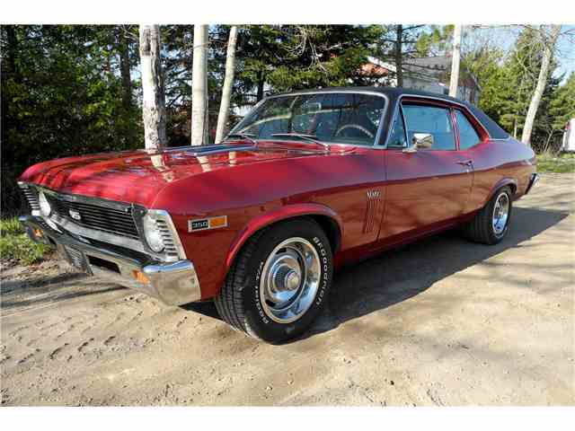 1969 Chevrolet Nova SS | 985872