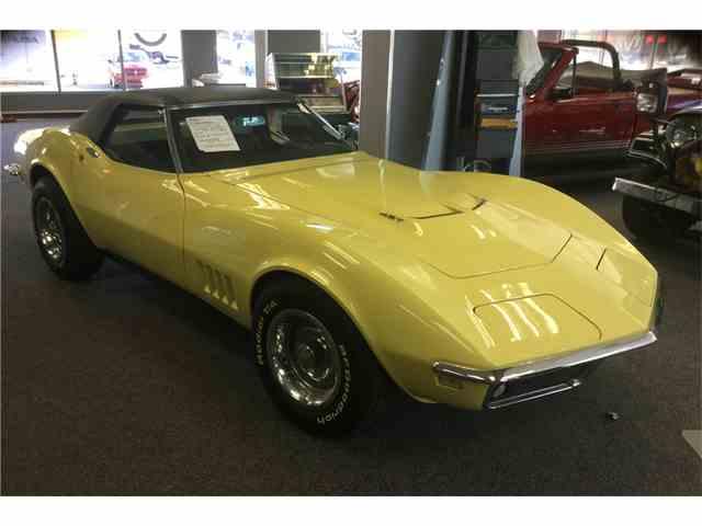 1968 Chevrolet Corvette | 985873