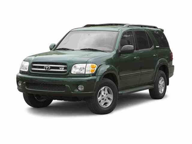 2002 Toyota Sequoia | 985878