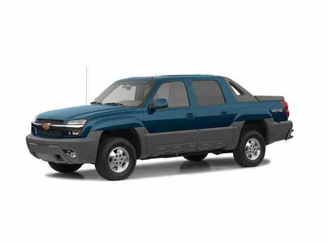 2002 Chevrolet Avalanche | 985880