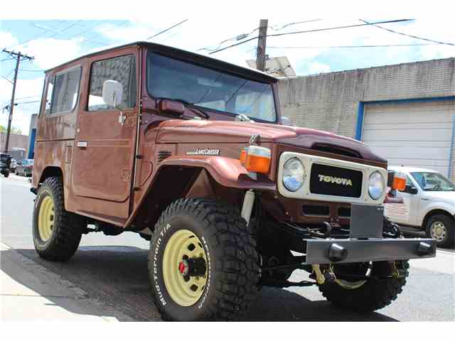 1980 Toyota Land Cruiser FJ | 985885