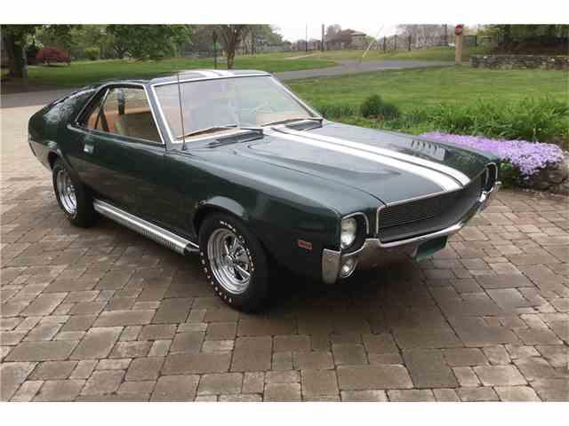 1968 AMC AMX   985890