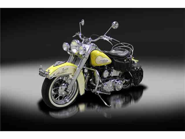 1953 Harley-Davidson Motorcycle | 985893
