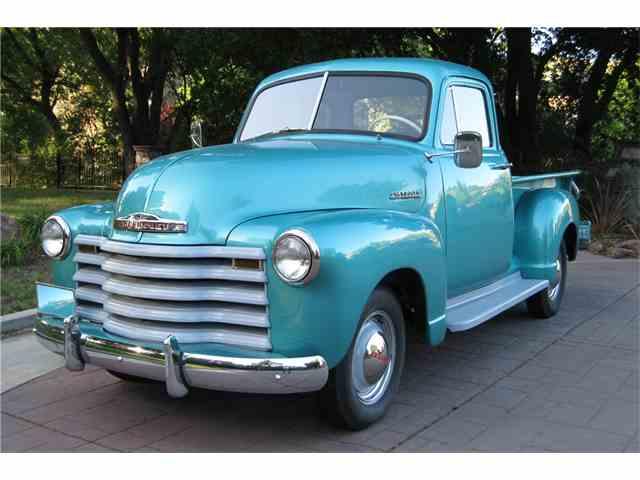 1953 Chevrolet 3100   985897