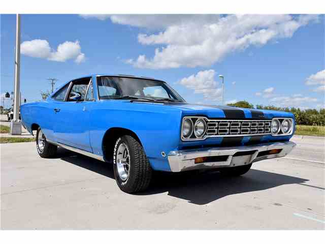 1968 Plymouth Road Runner | 985898
