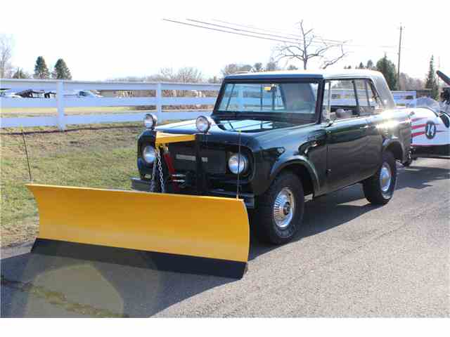 1967 International Scout | 985905