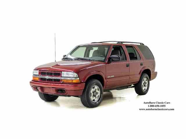 2004 Chevrolet Blazer | 985911