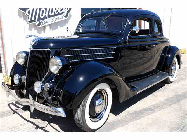 1936 Ford 5-Window Coupe | 985917
