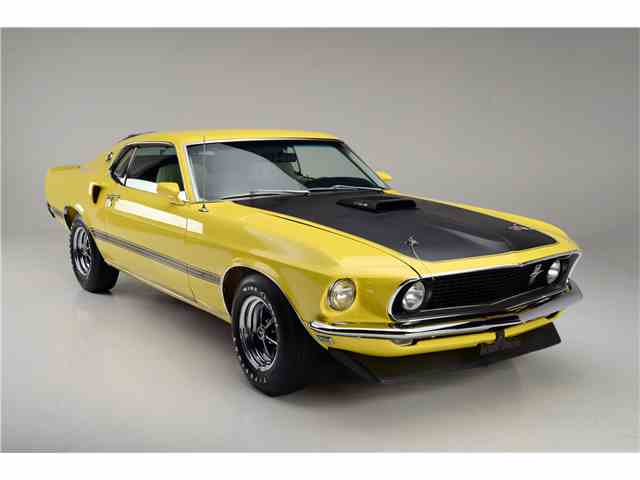 1969 Ford Mustang Mach 1 | 985919