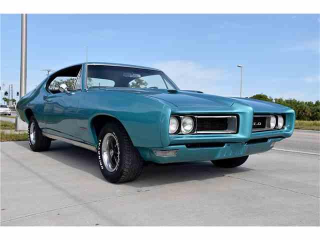 1968 Pontiac GTO | 985920