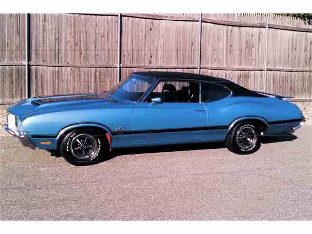 1971 Oldsmobile 442 | 985921