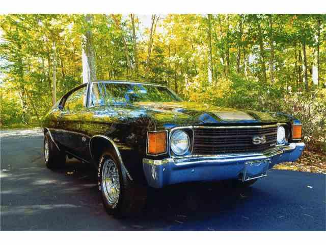 1972 Chevrolet Chevelle SS | 985922