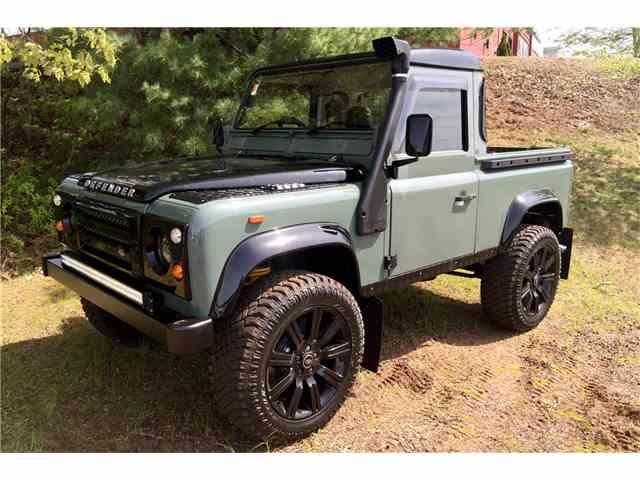 1991 Land Rover Defender | 985924
