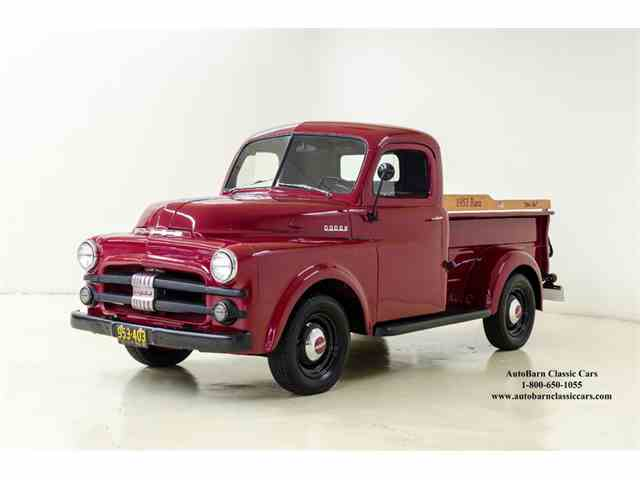 Picture of '53 1/2-Ton Pickup - L4QY