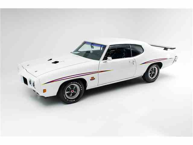 1970 Pontiac GTO (The Judge) | 985934