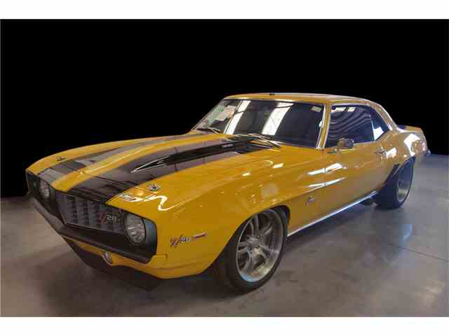1969 Chevrolet Camaro Z28   985935
