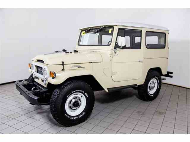 1969 Toyota Land Cruiser FJ | 985935