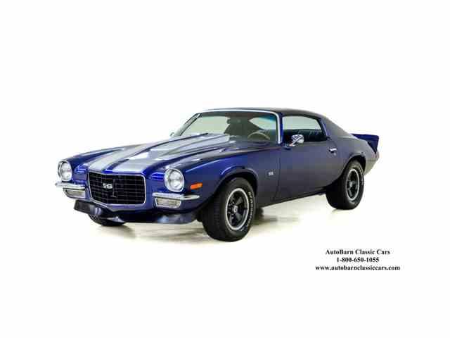 1970 Chevrolet Camaro | 985941