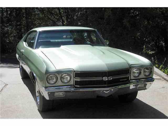 1970 Chevrolet Chevelle SS | 985945