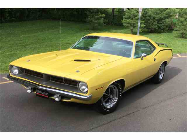 1970 Plymouth Cuda | 985945