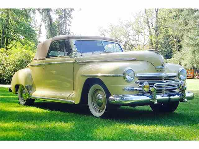 1948 Plymouth Deluxe | 985947