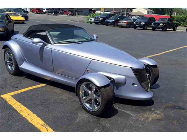 2000 Plymouth Prowler | 985949