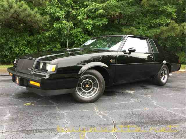 1987 Buick Regal   980595