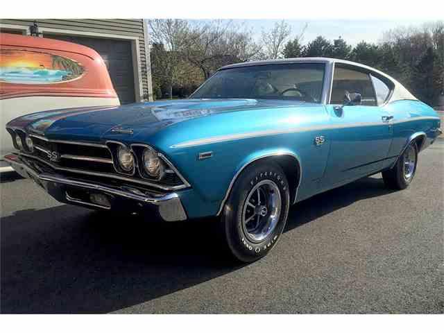 1969 Chevrolet Chevelle SS | 985950