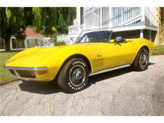 1972 Chevrolet Corvette   985954