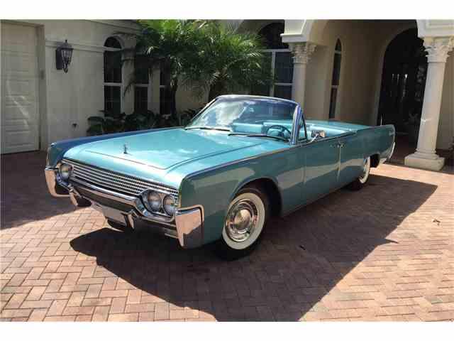 1961 Lincoln Continental | 985957