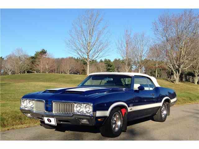 1970 Oldsmobile 442 | 985961