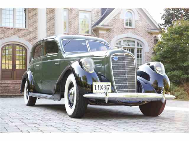 1937 LINCOLN MODEL K | 985963