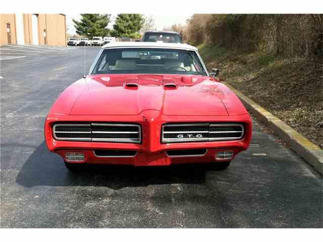 1969 Pontiac GTO   985964