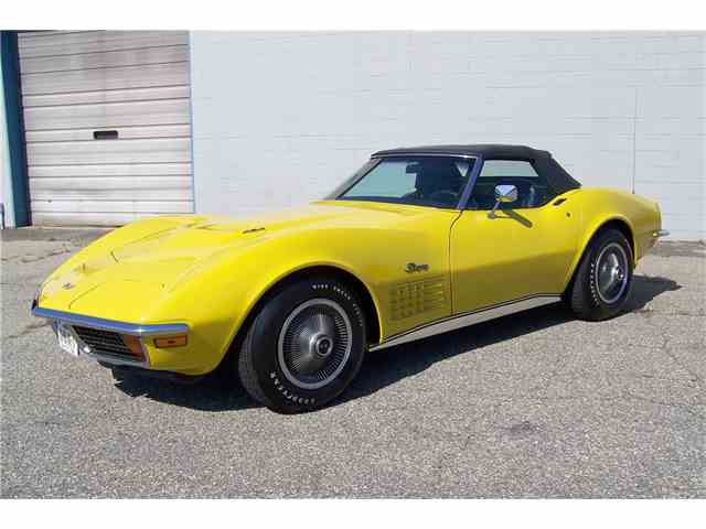1972 Chevrolet Corvette | 985966