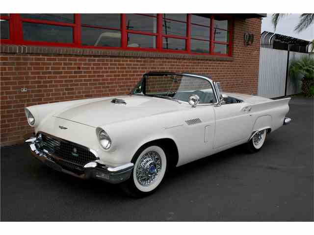 1957 Ford Thunderbird | 985966