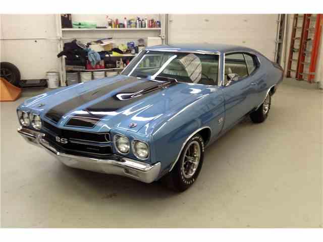 1970 Chevrolet Chevelle | 985967