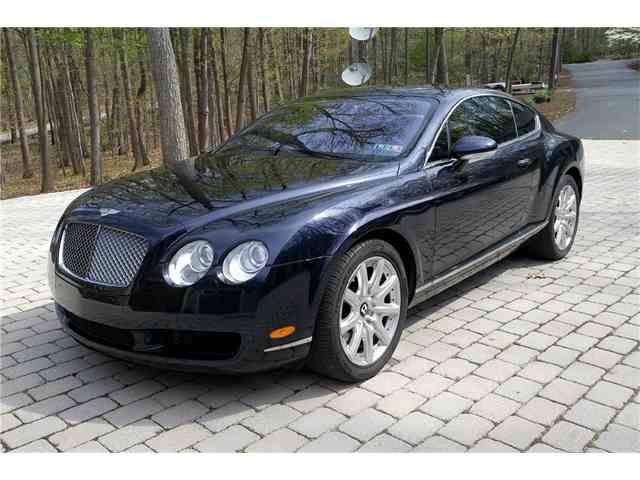 2004 Bentley Continental   985971