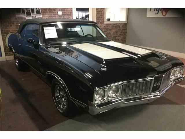 1970 Oldsmobile 442 | 985977