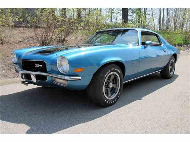 1970 Chevrolet Camaro Z28 | 985985
