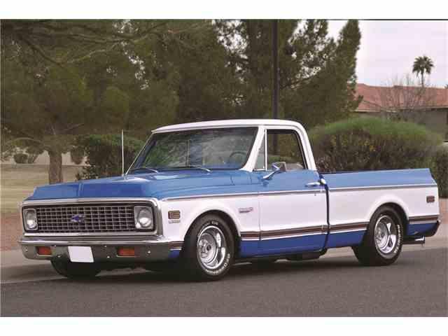 1972 Chevrolet C/K 10 | 985986